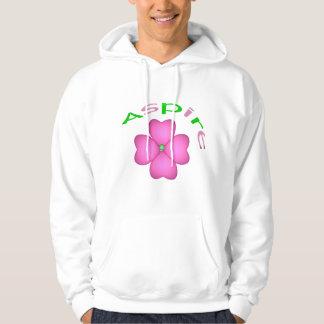 Aspire Flower Hoodie