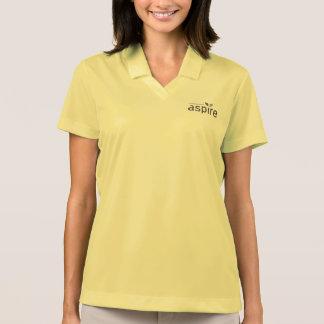 Aspire Ladies Dri-fit Nike Polo