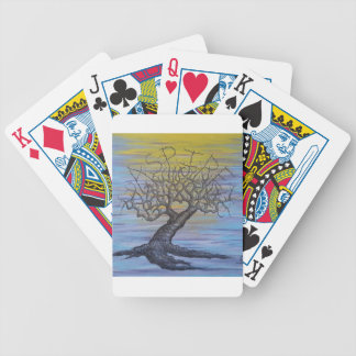 Aspire Love Tree Bicycle Playing Cards