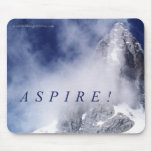 Aspire! Mouse Pad