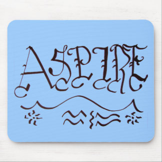 Aspire Mouse Pad