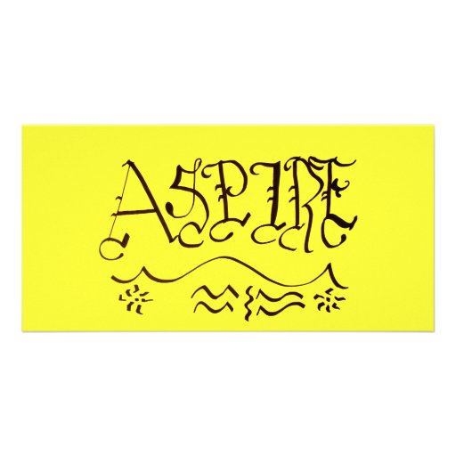 Aspire Photo Cards