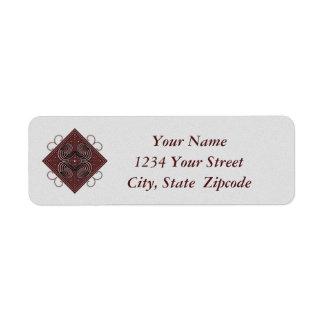 Aspire Return Address Labels