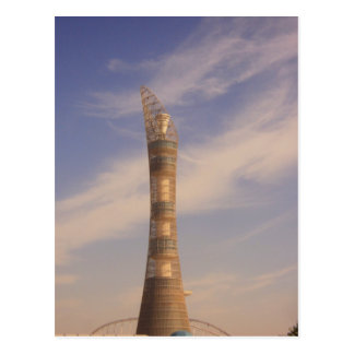Aspire Tower Postcard