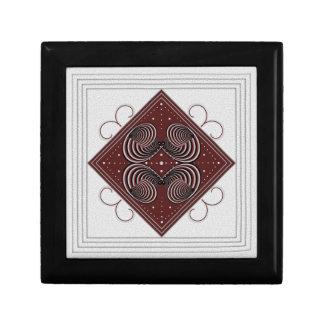 Aspire Wood Gift Box w/ Tile