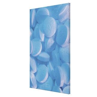 Aspirin Canvas Print