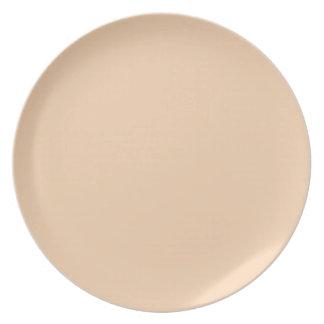 Aspirin-Colored Plate