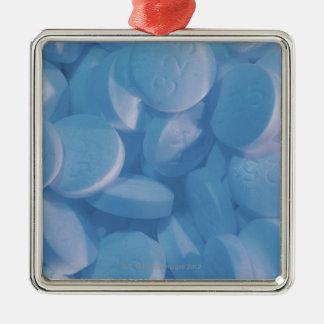 Aspirin Metal Ornament