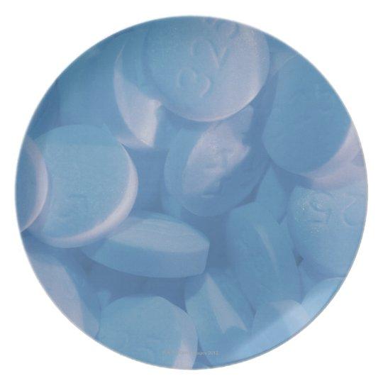 Aspirin Plate