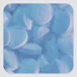 Aspirin Sticker