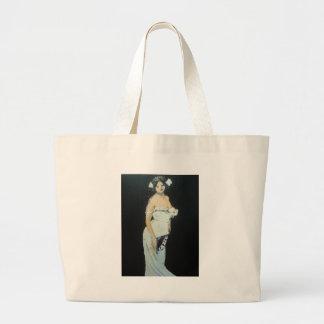 Aspiring_Actress Canvas Bags