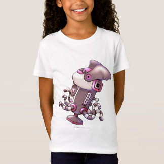 ASPIRO DUST ROBOT ALIEN Bella+Canvas T-Shirt