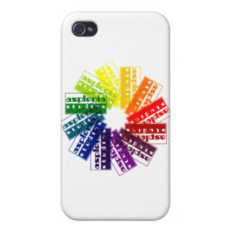 Asplenia Color Wheel iPhone4 case