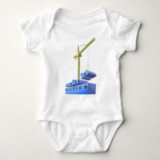 Asplenia Studios - Build 'em up Baby Bodysuit