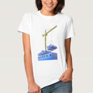 Asplenia Studios - Build 'em up T Shirt