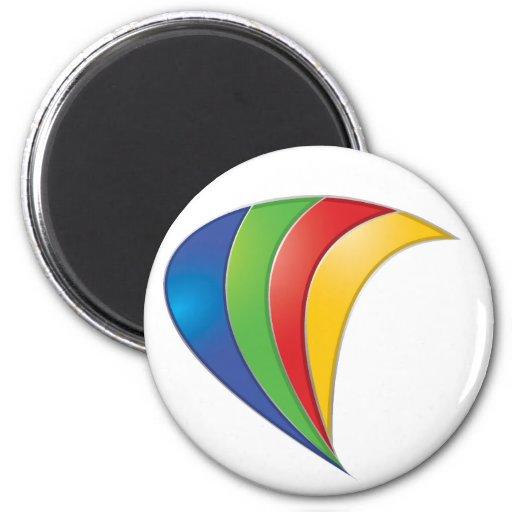 ASPnix Magnet White