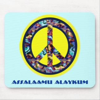 Assalaamu Alaykum Mousepad