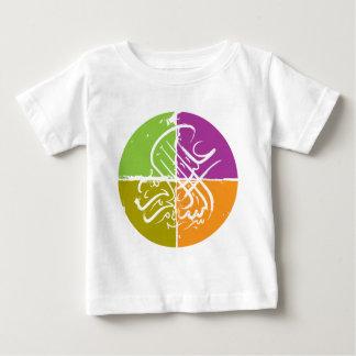 Assalamu 'alaikum - Arabic calligraphy Baby T-Shirt