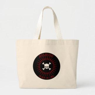 Assassin Canvas Bags