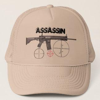 assassin cap by highsaltire