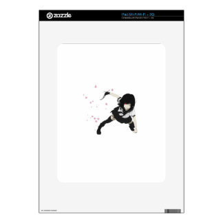 assassin_girl_fnsh skins for iPad
