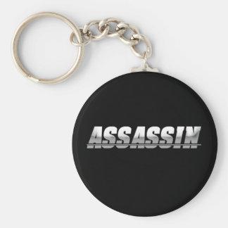 Assassin Keychain