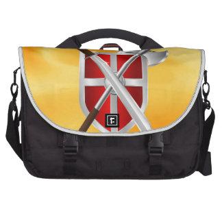 assassin Shield Axe sward Laptop Bags