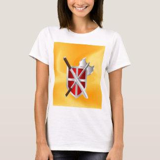 assassin Shield Axe sward T-Shirt