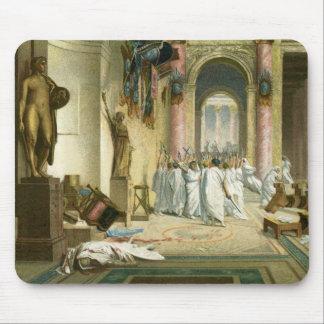 Assassination of Julius Caesar Mouse Pad
