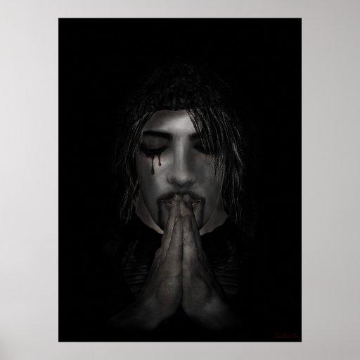 Assassin's Prayer - Poster/Print Poster