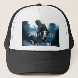 Assassins shirt design, Street Mad... - Customized Trucker Hat