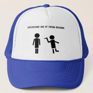 Assassins Trucker Hat