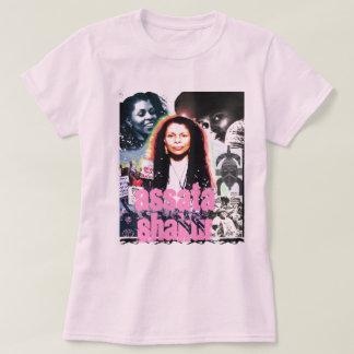 """Assata Shakur """"She Who Struggles"""" T-shirt"""