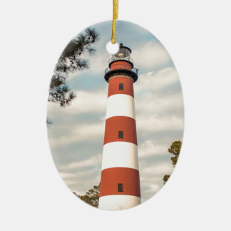 Assateague Island. Ceramic Ornament