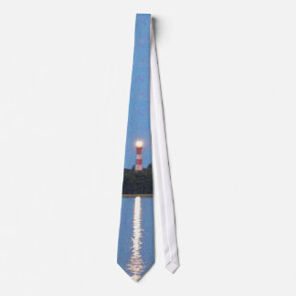 Assateague Island Lighthouse Tie