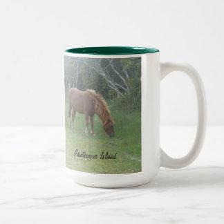 Assateague Island Pony Mug