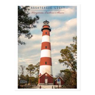 Assateague Island. Postcard