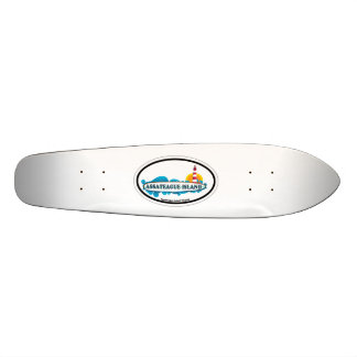 Assateague Island. Skateboard