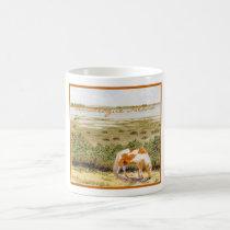 Assateague Island Wild Horse Coffee Mug