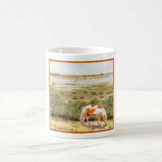 Assateague Island Wild Horse Coffee Mug