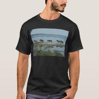 Assateague Island Wild Ponies T-Shirt