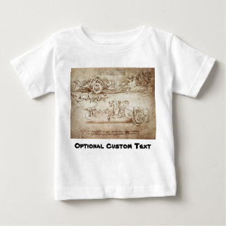 Assault Chariot with Scythes Baby T-Shirt