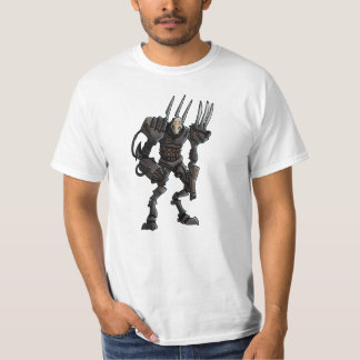 Assault Goliath and Poster T-Shirt