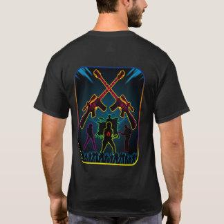 Assault Guitar Black Light T-Shirt
