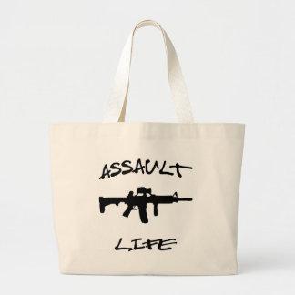 Assault Life Assault Weapon © WhiteTigerLLC.com Bags