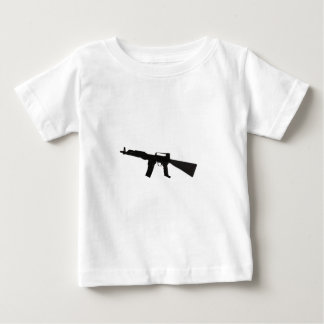 Assault Rifle Baby T-Shirt