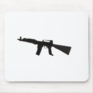 Assault Rifle Mouse Pad