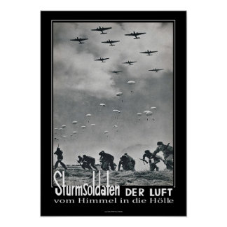 Assault Soldier of the Air Poster