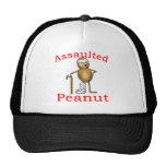Assaulted Peanut! Funniest Joke Ever T shirt Trucker Hats
