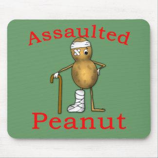Assaulted Peanut! Funniest Joke Ever T shirt Mouse Pad